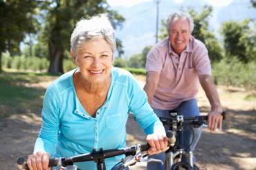 Hábitos saludables para las personas mayores